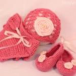 Crochet Newborn Ballerina/..